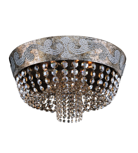 Currey And Company Vintner: Shop For Flush Mount At Foundry Lighting