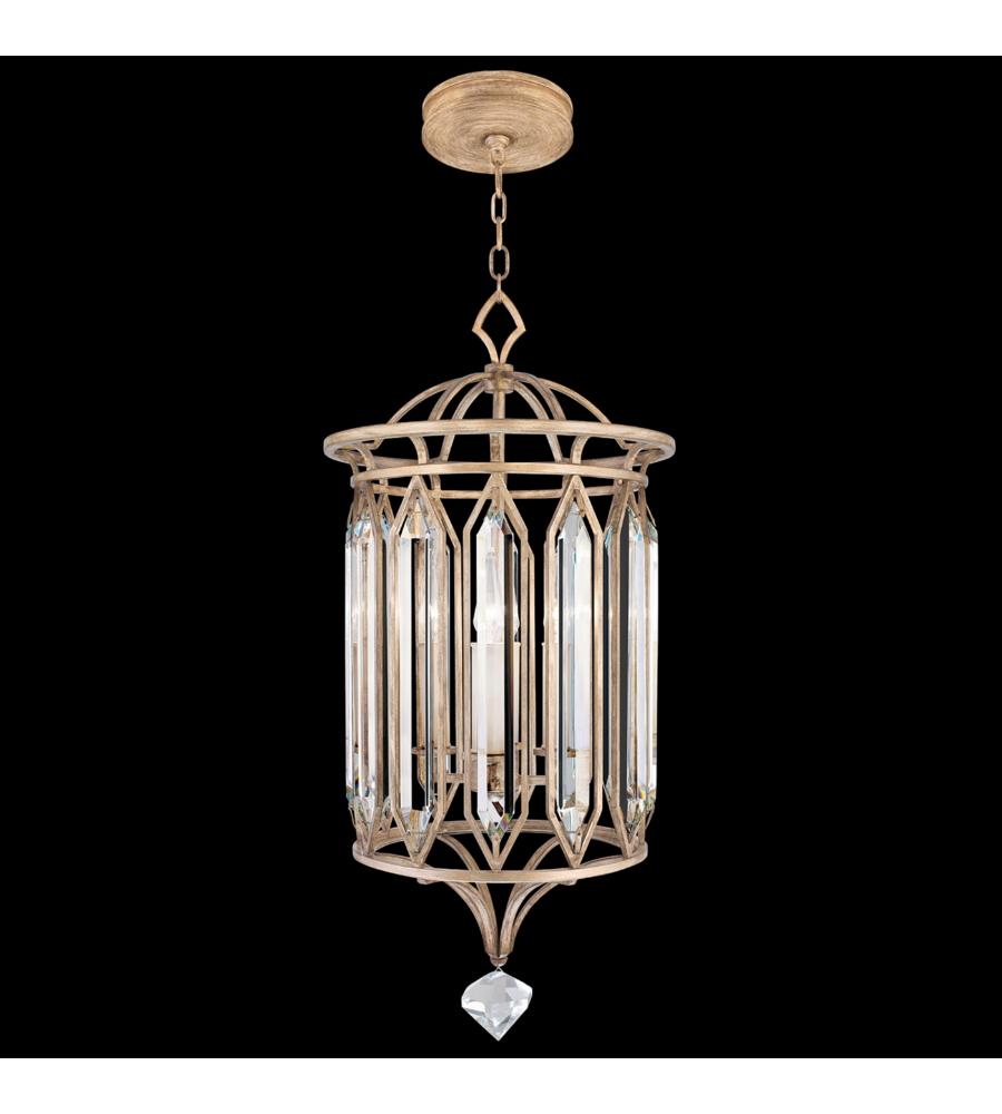 fine art lamps 885340 2st westminster 4 light pendant in gold