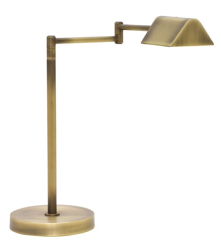 House of troy d150 ab 1 light delta led task table lamp in antique house of troy d150 ab 1 light delta led task table lamp in antique brass foundrylighting mozeypictures Images