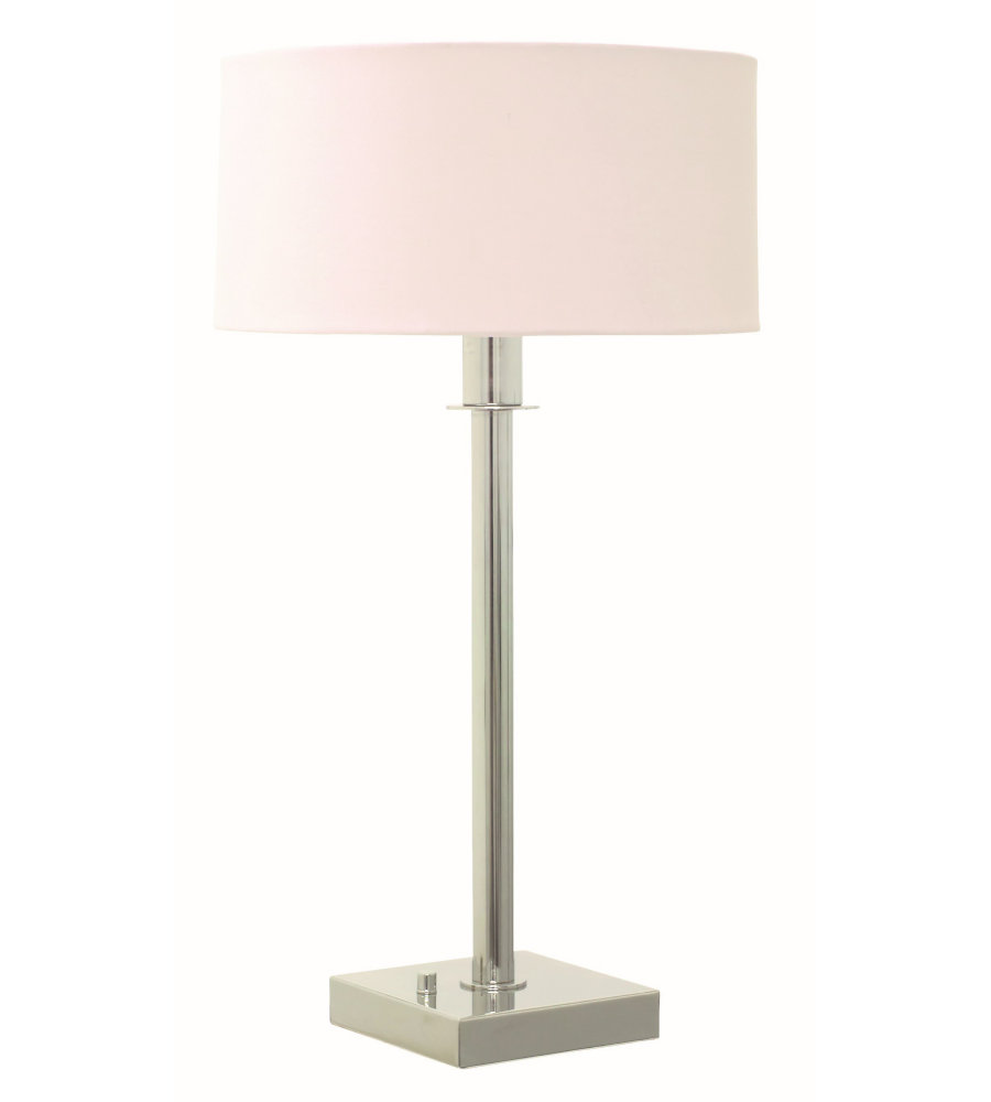 House of troy fr750 pn 1 light franklin 27 polished nickel table house of troy fr750 pn 1 light franklin 27 polished nickel table lamp in polished nickel foundrylighting aloadofball