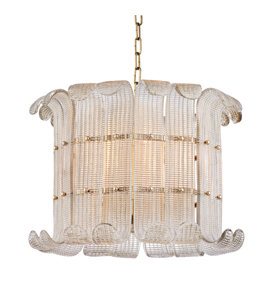 Hudson valley 2908 agb brasher 8 light chandelier in aged brass hudson valley 2908 agb brasher 8 light chandelier in aged brass foundrylighting arubaitofo Choice Image