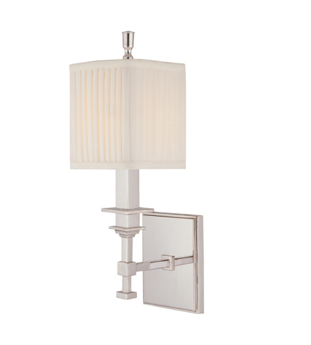 Hudson Valley Lighting Bourne: Shop For Sconce At Foundry Lighting