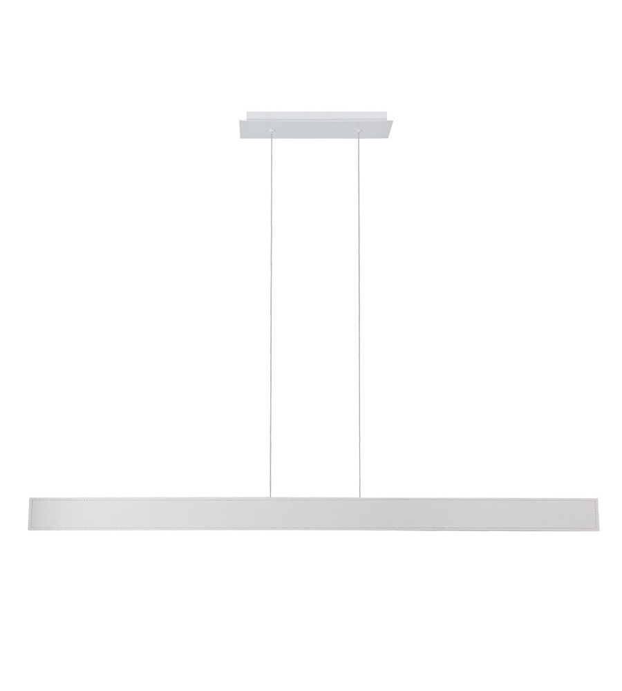 Modern Forms PD-51542-WT BDSM LED Island Light in White    FoundryLighting.com