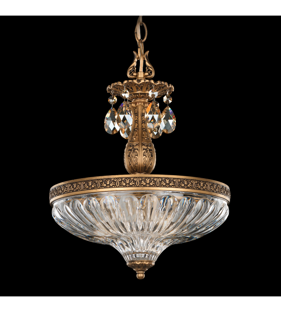 Schonbek 5638 27o milano 3 light 110v chandelier in parchment gold schonbek 5638 27o milano 3 light 110v chandelier in parchment gold with clear optic crystal foundrylighting mozeypictures Gallery