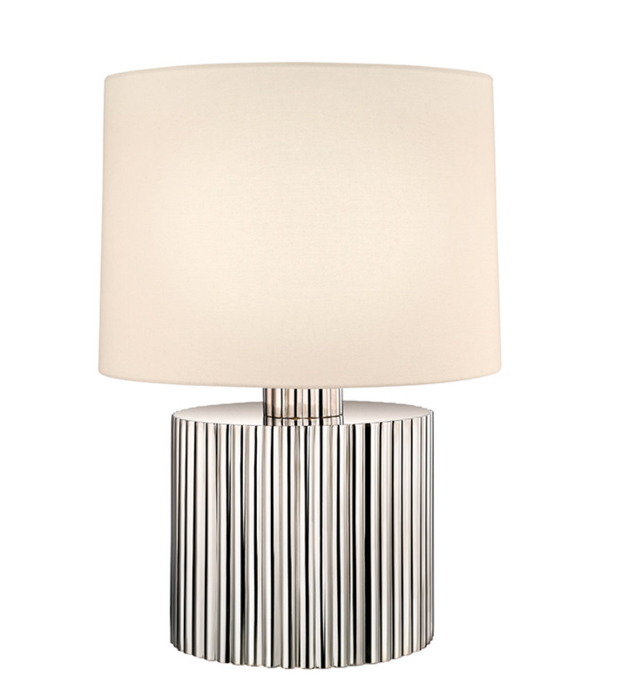 Marvelous Sonneman Paramount 4632.35 1 Light Low Table Lamp In Polished Nickel |  FoundryLighting.com