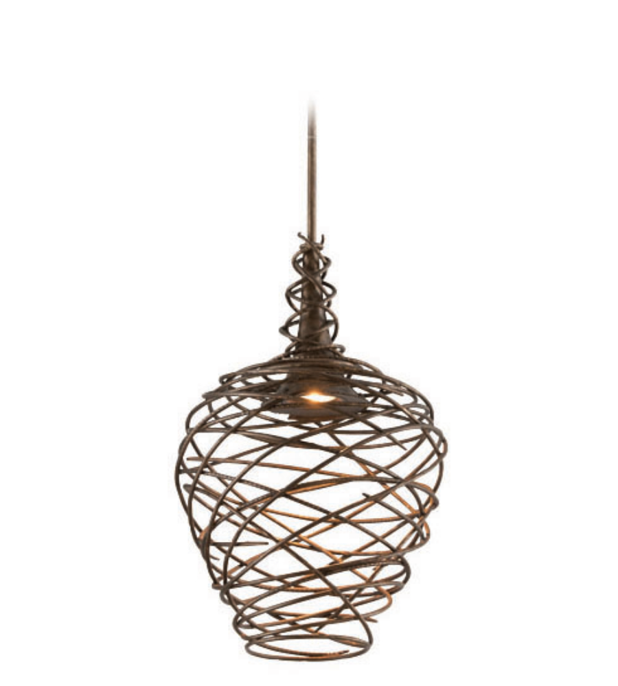 Troy Lighting F4184 Sanctuary 1 Light Pendant