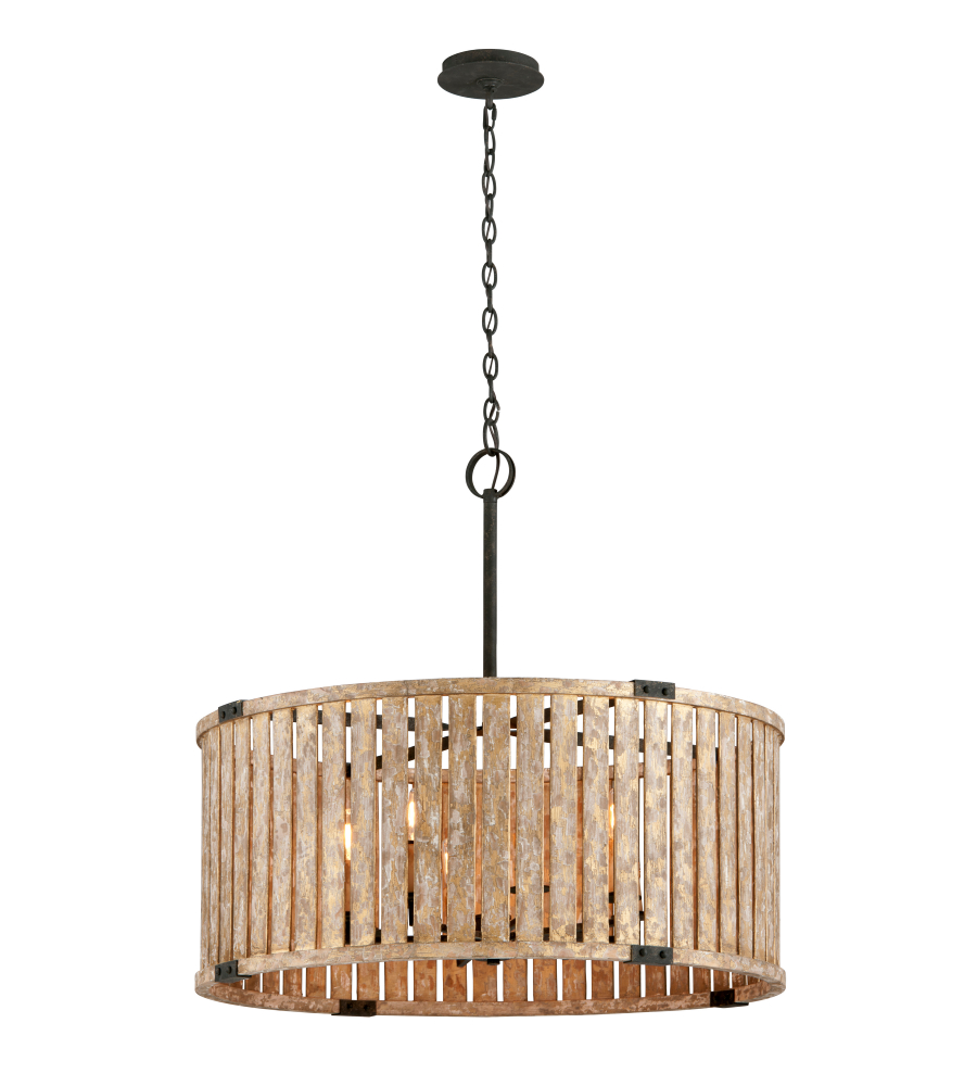 Troy lighting f5337 stix 8 light pendant in antique gold leaf troy lighting f5337 stix 8 light pendant in antique gold leaf foundrylighting aloadofball Image collections