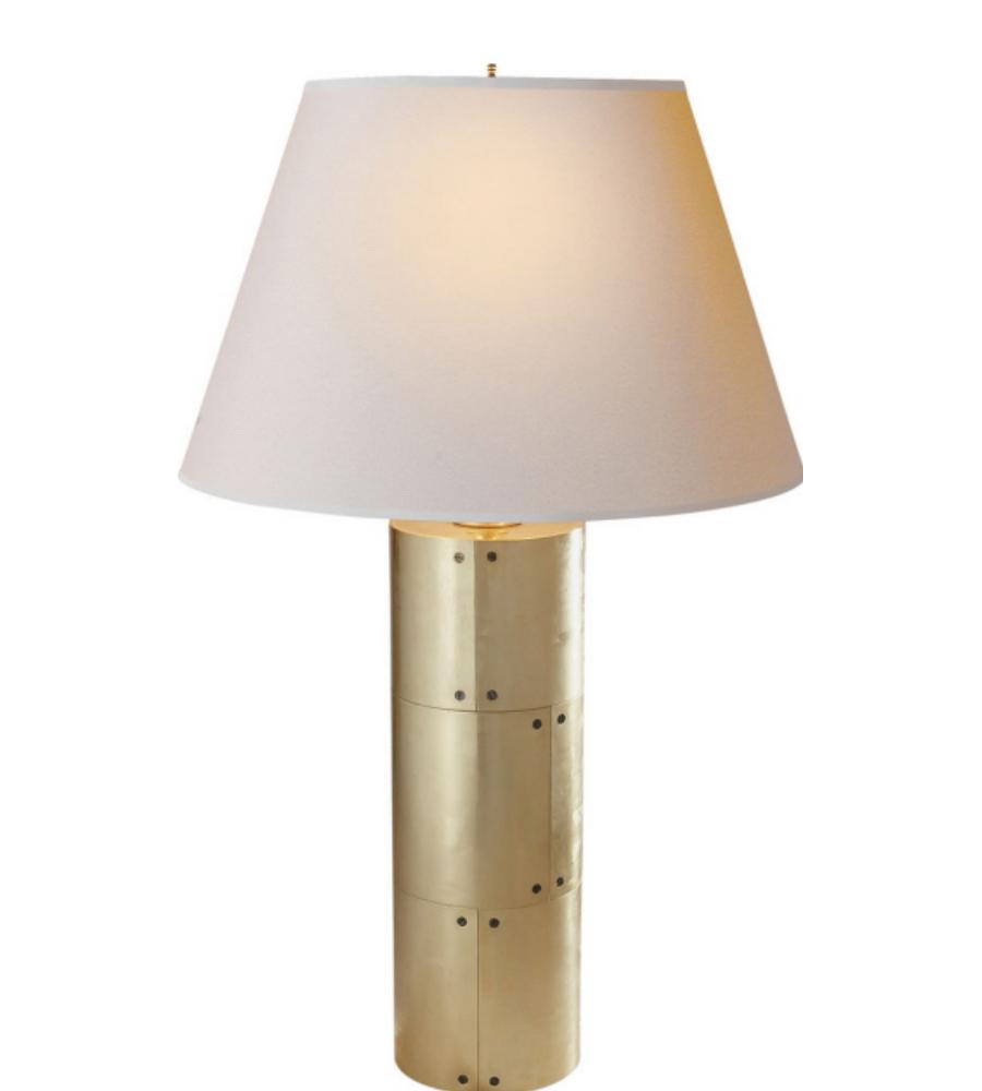 Visual Comfort Ah 3034nb Np Alexa Hampton Casual Yul Table Lamp In