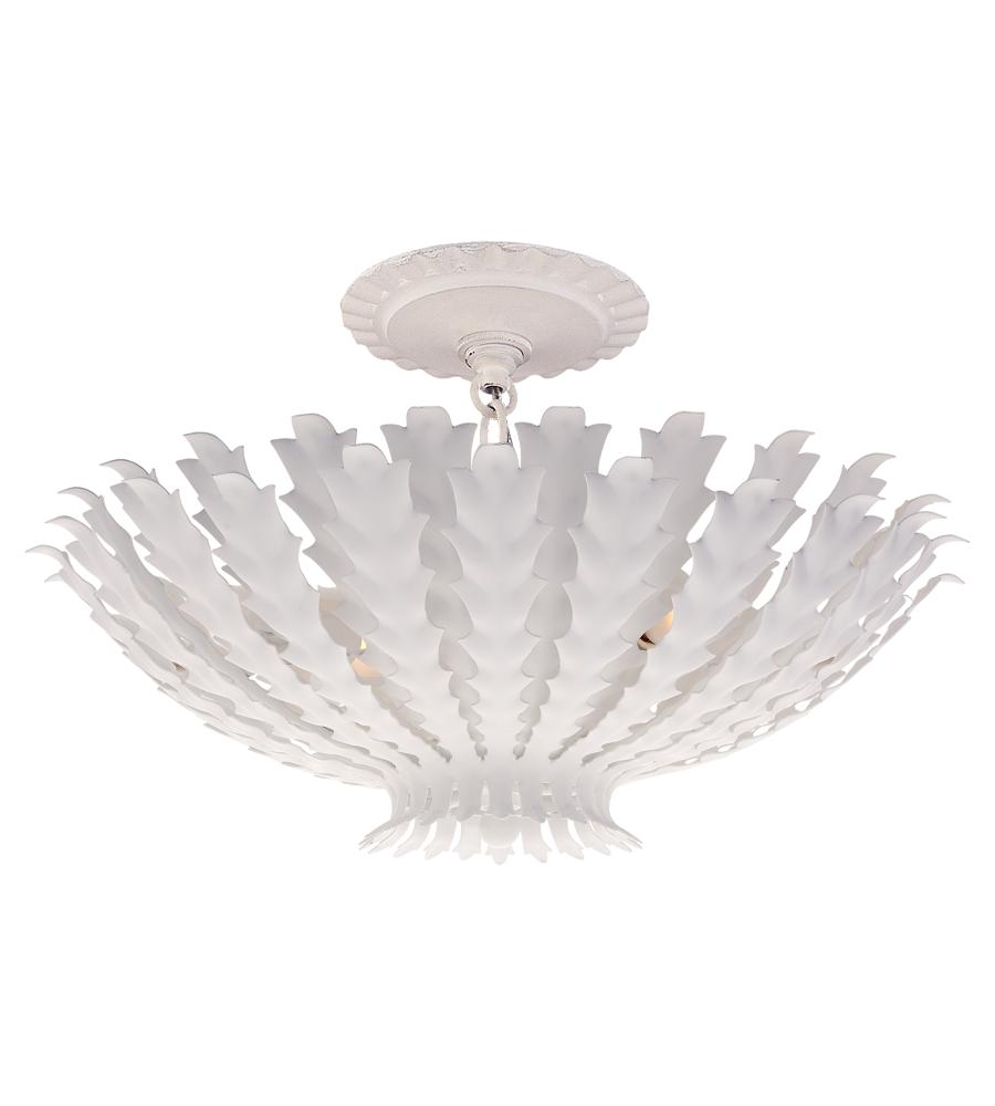 Visual comfort arn 4011pw aerin casual hampton small chandelier visual comfort arn 4011pw aerin casual hampton small chandelier mount in plaster white foundrylighting aloadofball Images
