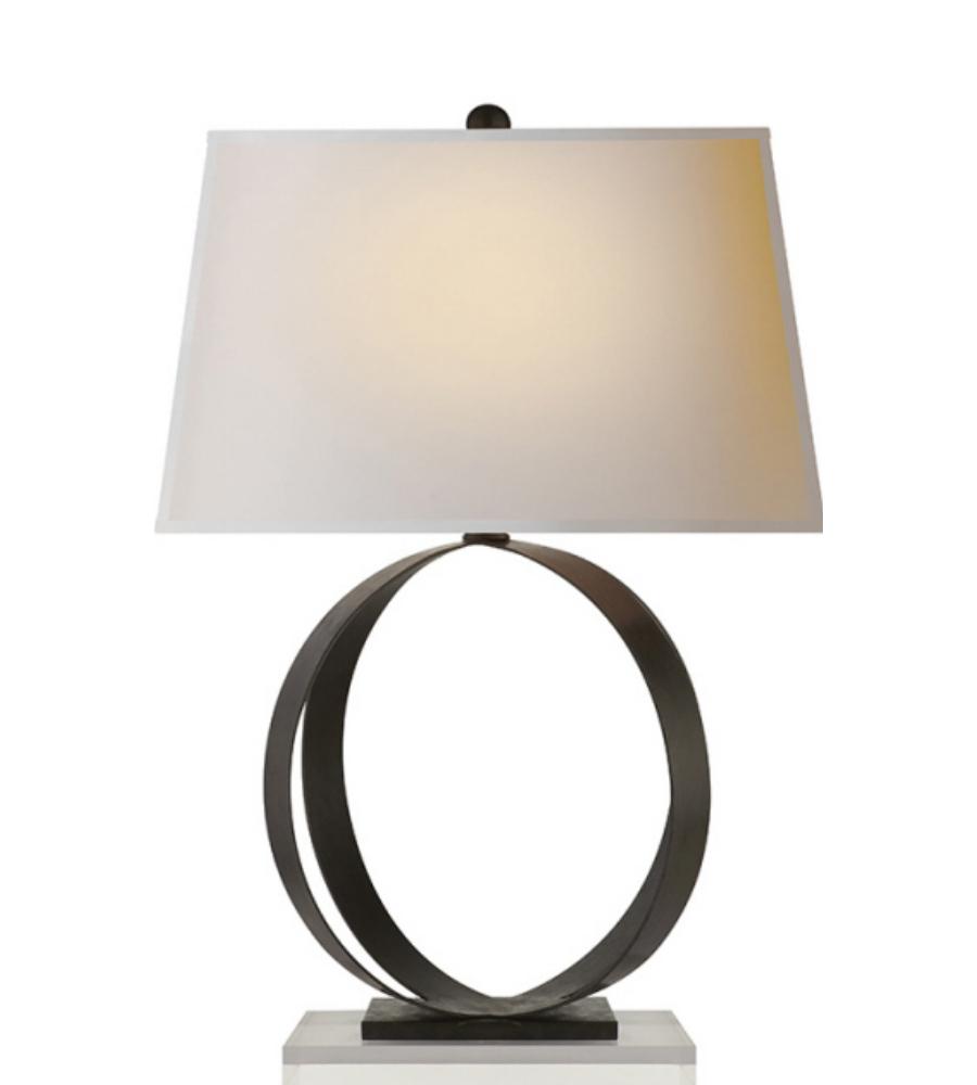 Visual Comfort Cha 8531ai Np E F Chapman Casual Rings Table Lamp