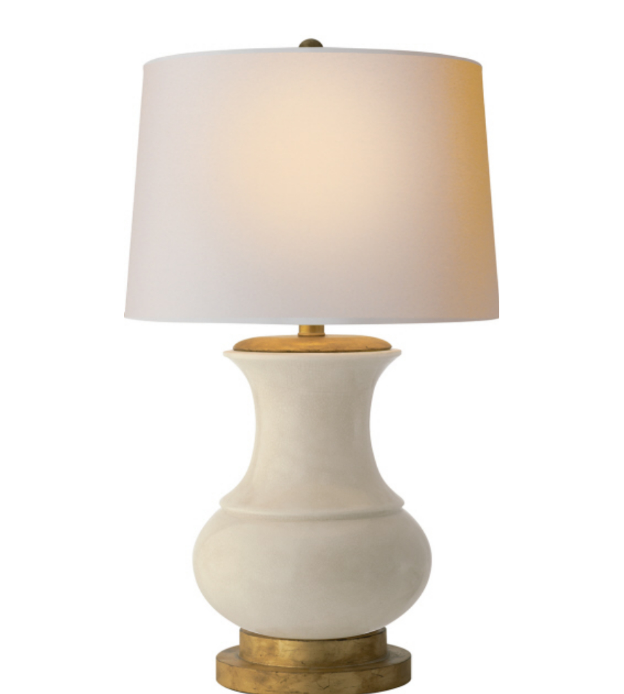 Visual comfort cha8608ts np e f chapman deauville table - Visual comfort table lamps ...