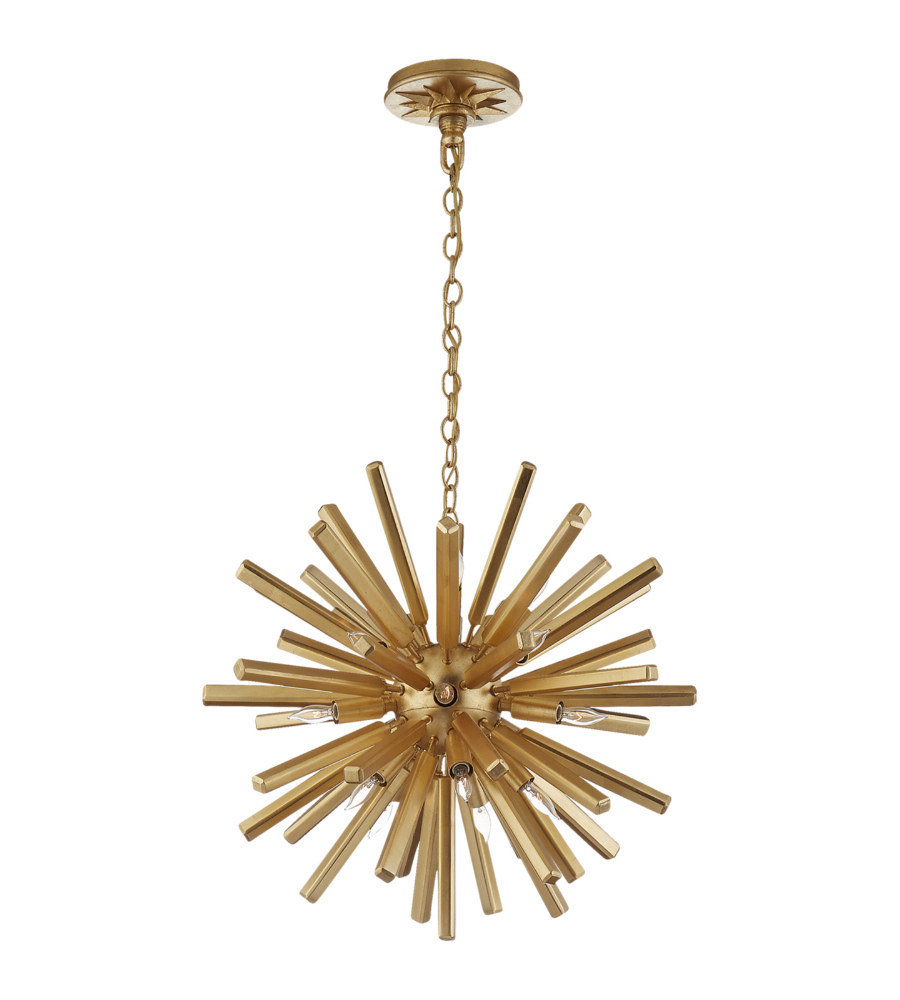 bay french ball living small lights glass hampton chandelier gold pendant luxury room crystal
