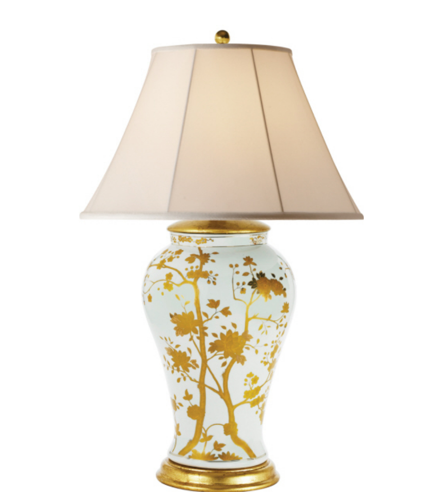 visual comfort rl15032gd ralph lauren gable table lamp in white and. Black Bedroom Furniture Sets. Home Design Ideas