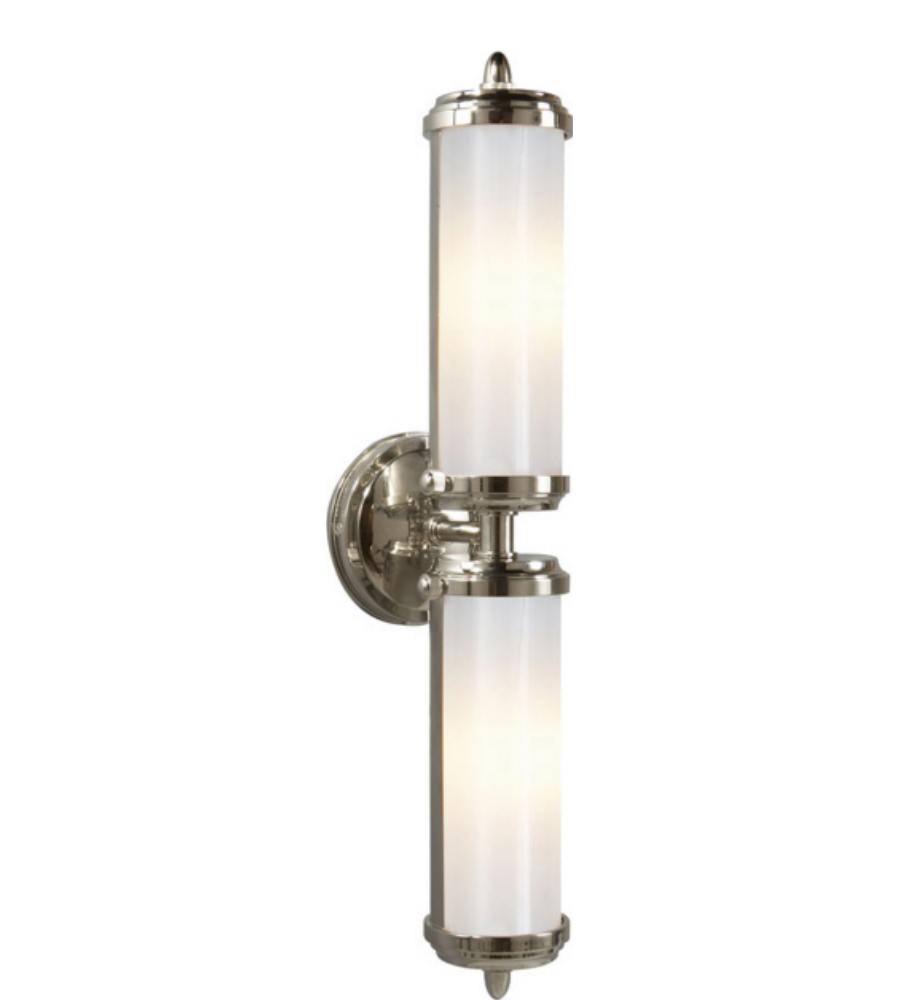 Visual comfort tob 2207pn wg thomas obrien traditional merchant visual comfort tob 2207pn wg thomas obrien traditional merchant double bath light in polished nickel with white glass foundrylighting aloadofball Images
