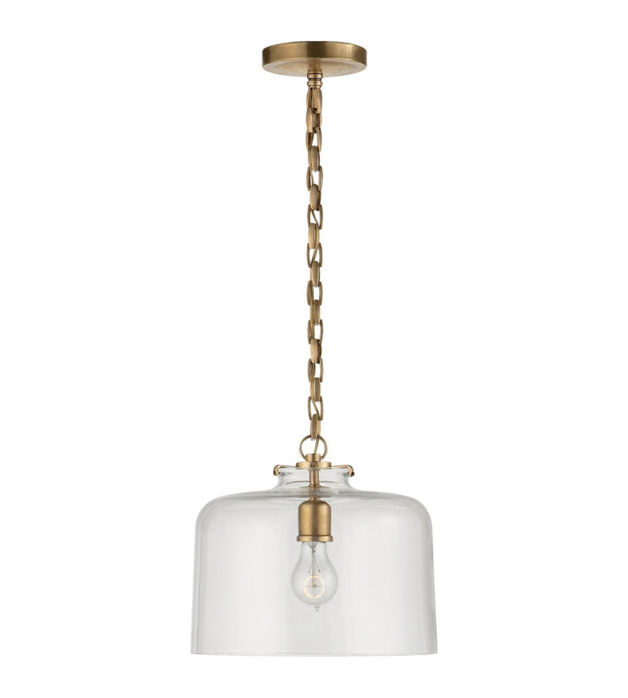 in brooklyn at pewter lighting ceiling light dome lights inch industville image pendant