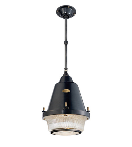 Shop for industrial pendant at foundry lighting for Visual comfort ralph lauren