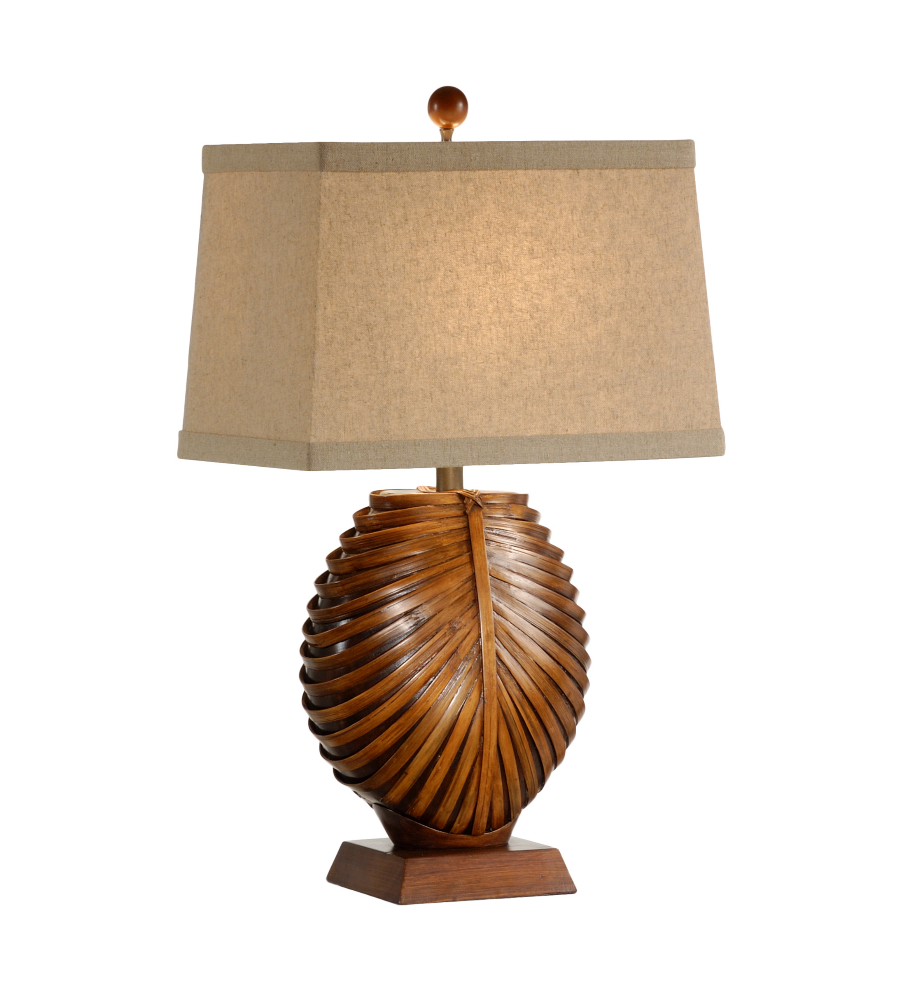 Wildwood Lamps 15690 Tommy Bahama Intricate Bamboo Splits