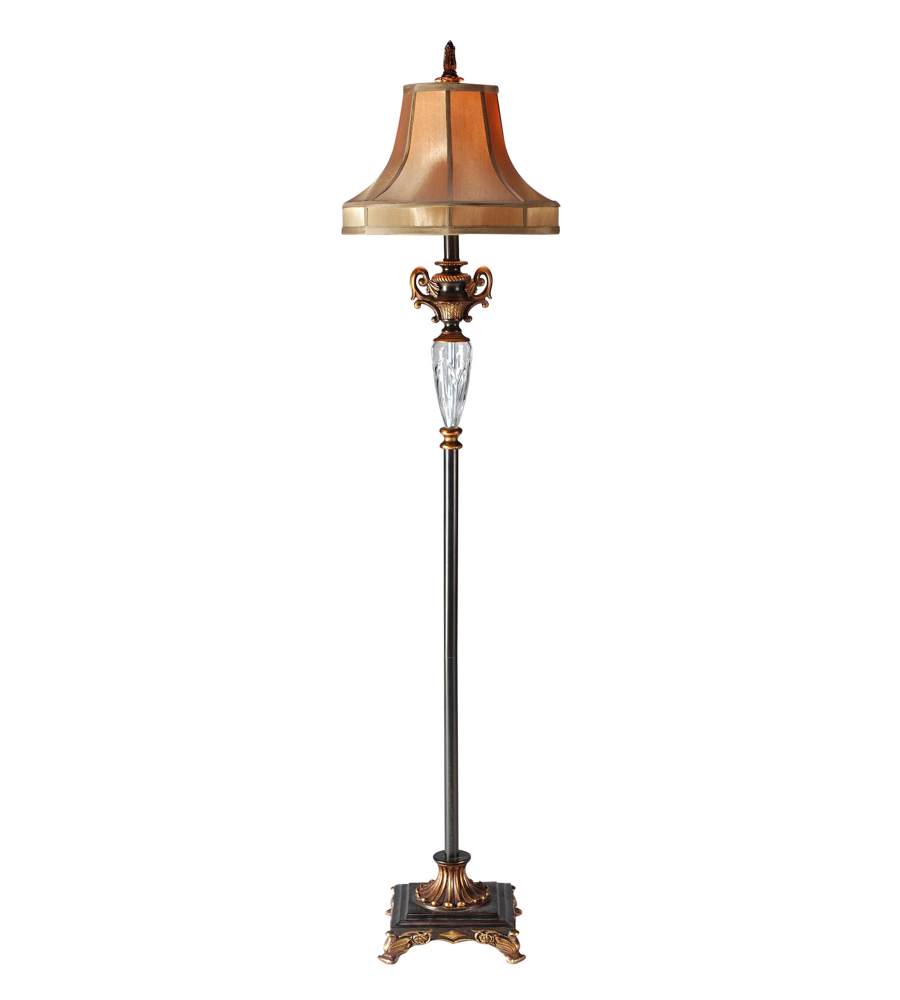 Wildwood lamps 46292 marketplace footed floor lamp in bronze wildwood lamps 46292 marketplace footed floor lamp in bronze foundrylighting mozeypictures Images