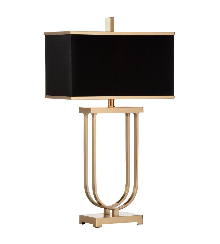Wildwood lamps 65563 frederick cooper valiant lamp in antique brass