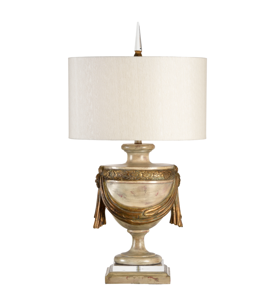 Wildwood Lamps 66811 Art Lite Centurian Lamp In Hand Finished |  FoundryLighting.com