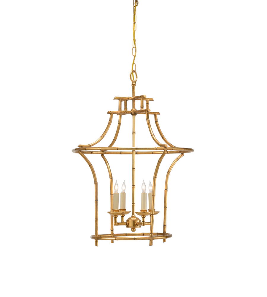 Wildwood lamps 68030 chelsea house antique gold faux bamboo frame 4 wildwood lamps 68030 chelsea house antique gold faux bamboo frame 4 light bamboo chandelier foundrylighting arubaitofo Images
