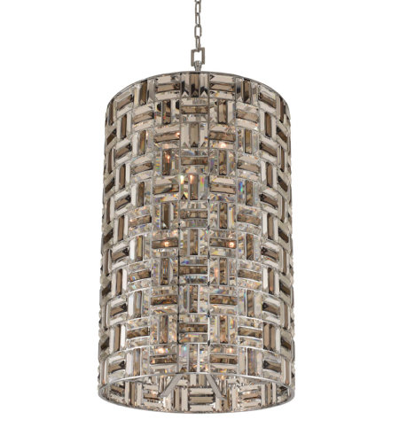 Allegri 031752 Modello Foyer Pendant (6+6+6 Light) In Chrome
