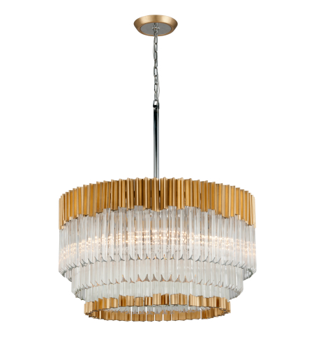 light lighting summer wide chandelier champagne shop deals leaf on dolce shopping corbett