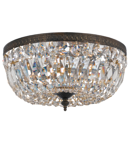 Currey And Company Balthazar: Shop For Flush Mount At Foundry Lighting