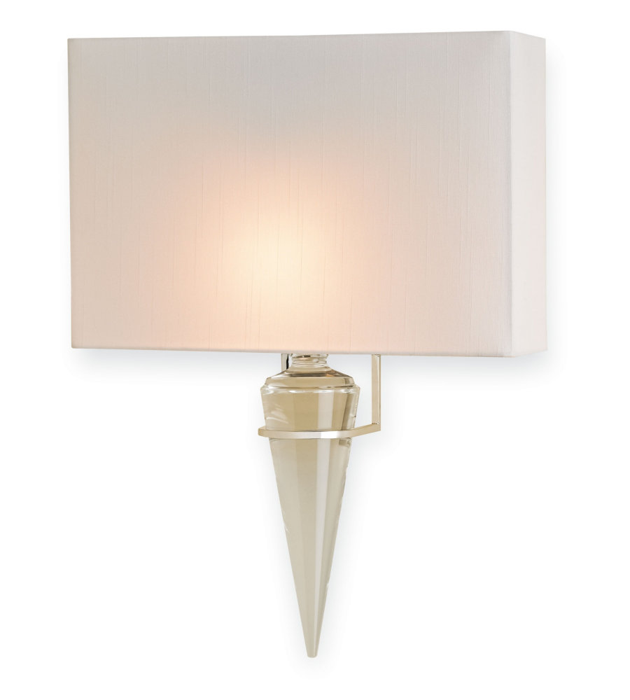 Currey Company Com: Currey & Company 5204 Larsen Wall Sconce In Polished