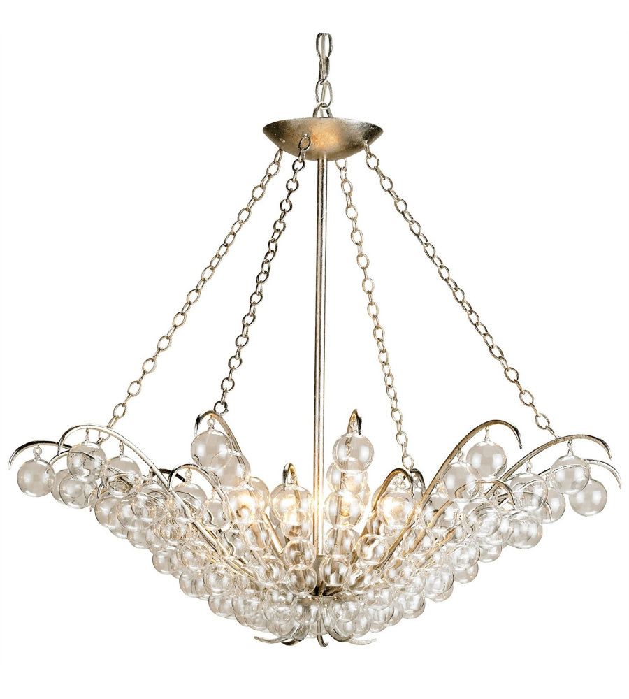 Currey And Company 9000 Quantum Chandelier In Contemporary