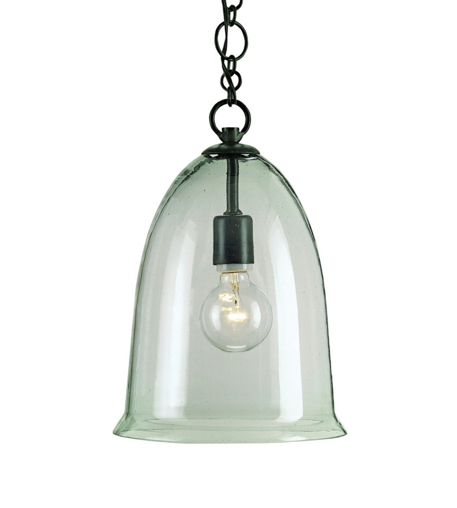 Currey And Company Manuscript Pendant: Currey And Company 9122 Harper Pendant In Old Iron