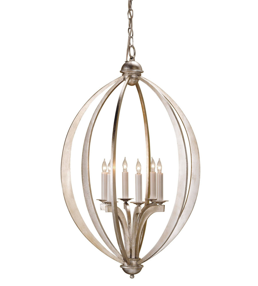 Currey & Company 9483 Bella Luna Chandelier In