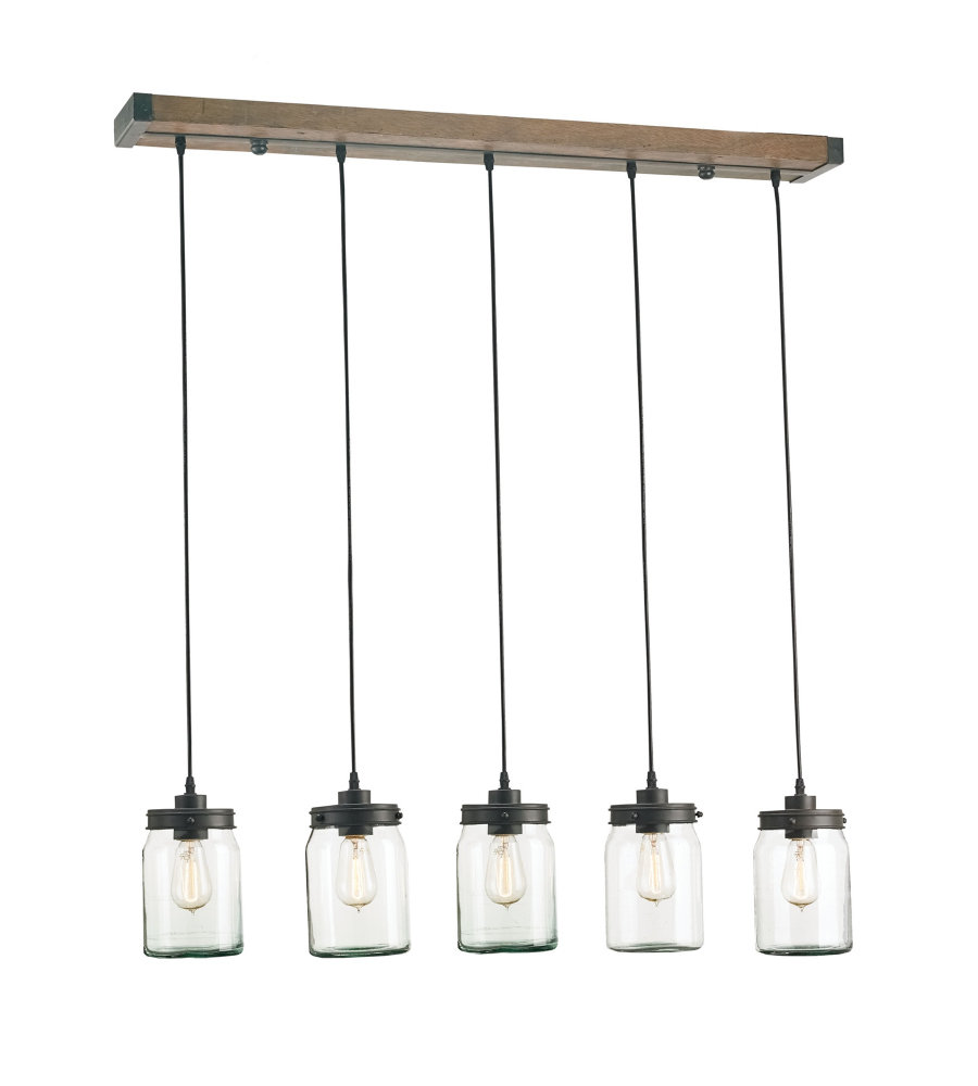 Currey Company Com: Currey & Company 9578 Firefly Rectangular Chandelier In