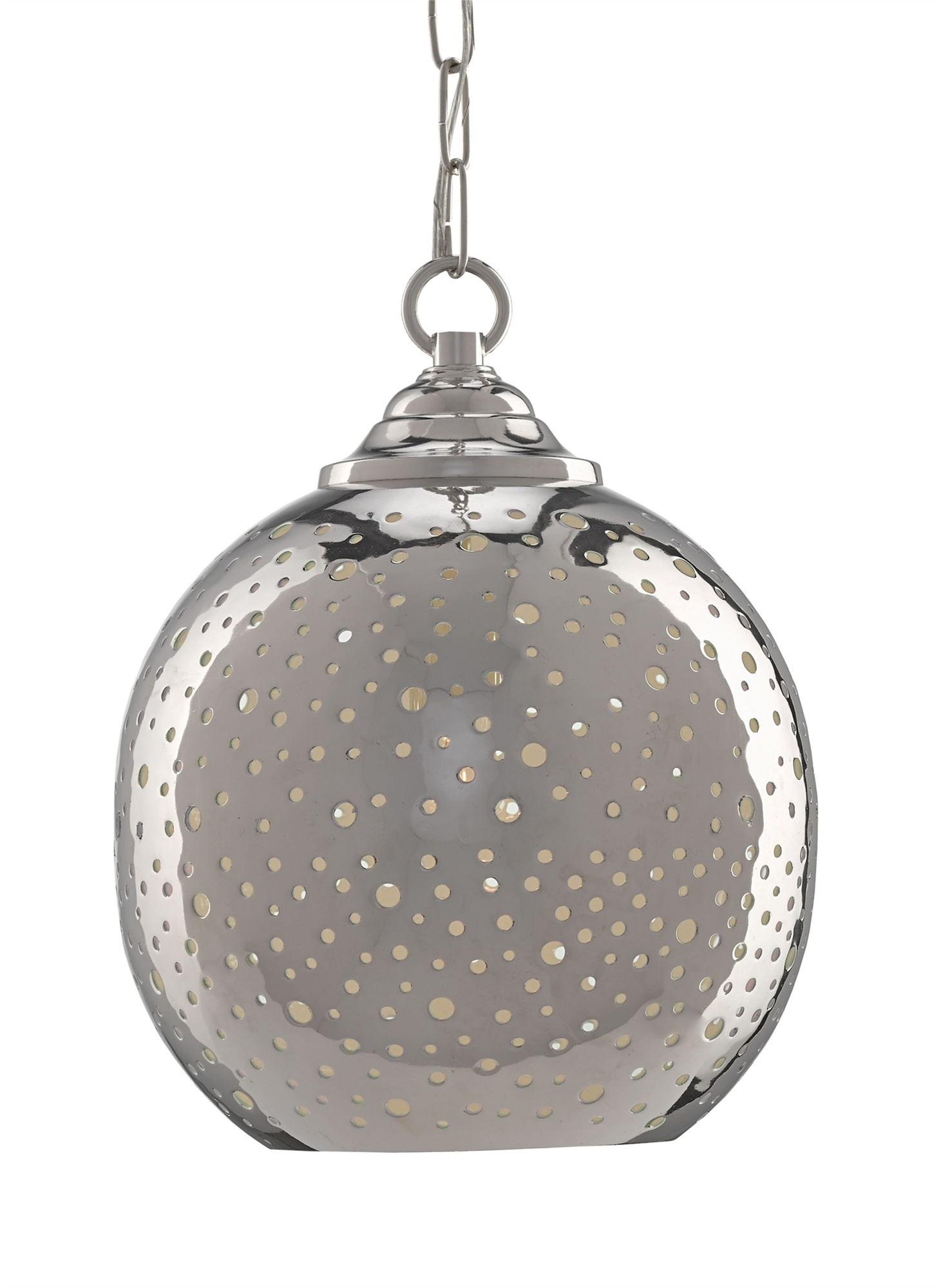 Currey company 9392 pepper pendant in nickel foundrylighting currey company 9392 pepper pendant in nickel aloadofball Choice Image