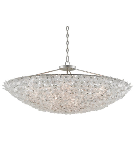 Currey & Company 9000-0179 Belinda Chandelier In Silver