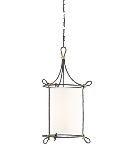 Currey & Company 9000-0275 Pierremont Pendant in Spanish Gilt