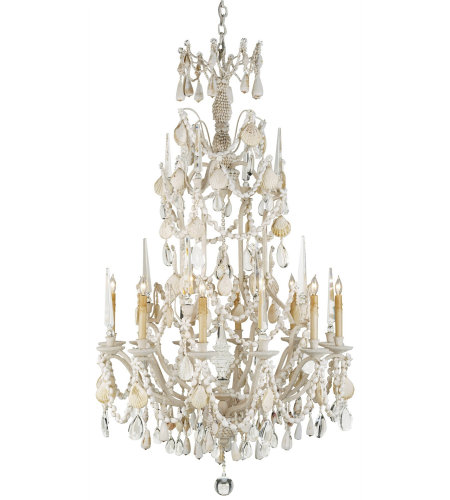 Shop for currey and company 6946 rita table lamps currey company 1 currey company 9085 buttermere chandelier in natural aloadofball Gallery