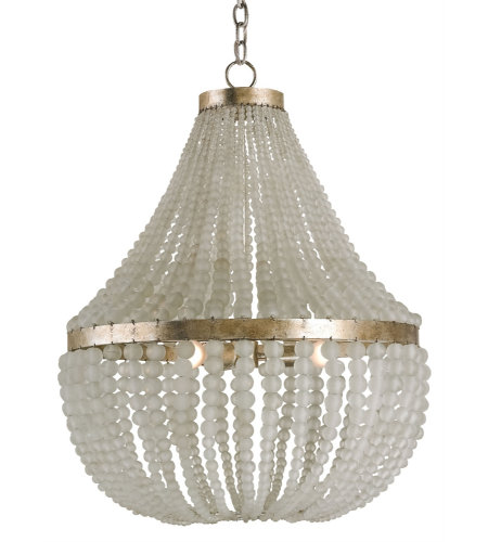 Currey And Company 9202 Chanteuse Chandelier Currey In A Hurry In Silver Granello