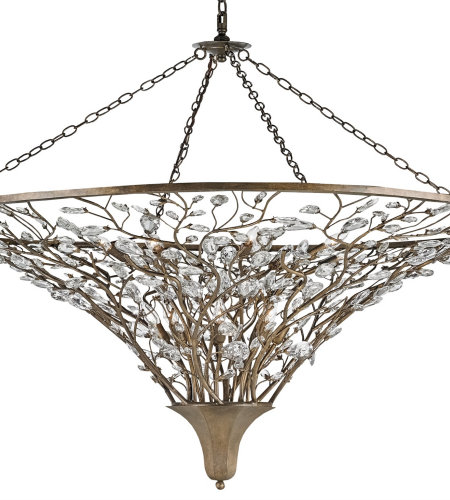Currey & Company 9612 Giselle Chandelier, Large In Cupertino