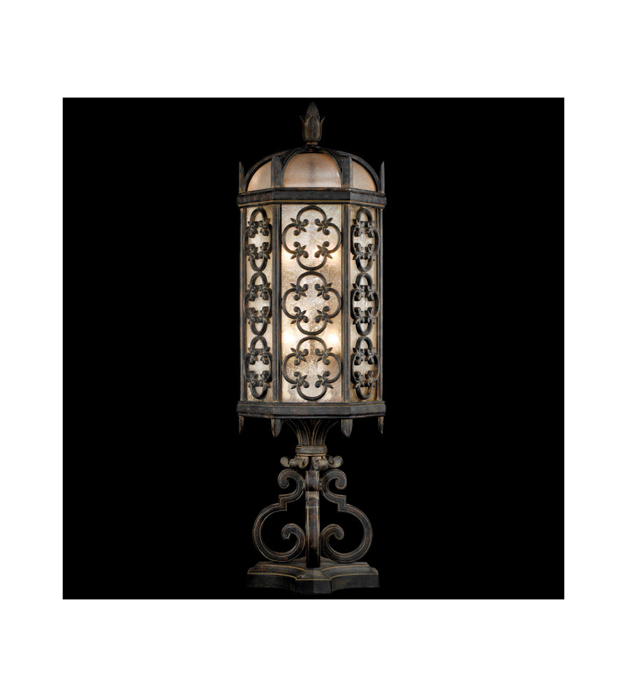 Fine Art Lamps 324980ST Costa Del Sol 3 Light Medium Pier
