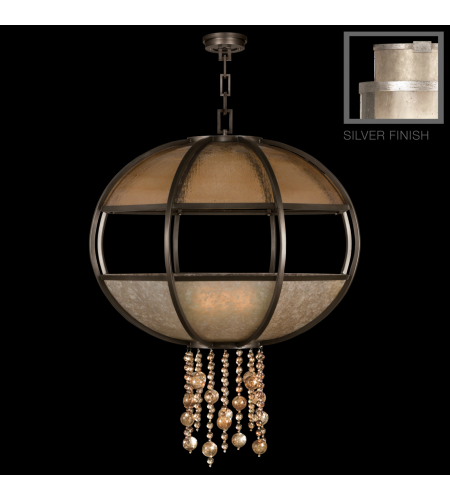 Fine Art Lamps 600340 2st Singapore Moderne 8 Light