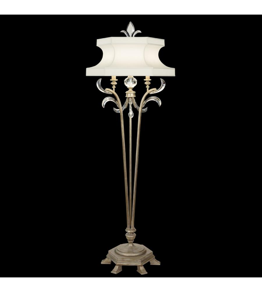 fine art lamps 737420st beveled arcs 1 light floor lamp in. Black Bedroom Furniture Sets. Home Design Ideas