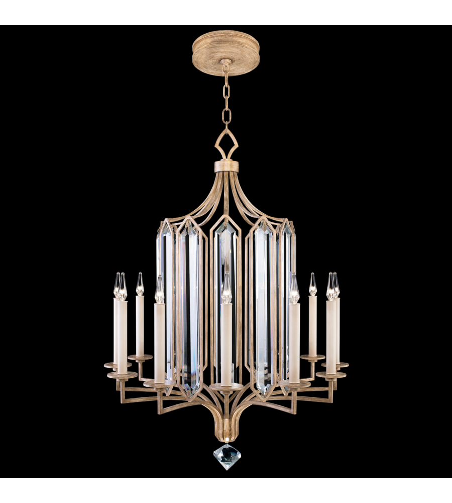 Fine art lamps 885140 2st westminster 12 light chandelier in gold foundrylighting com