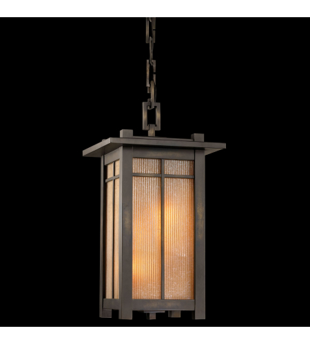Fine Art Lamps 400880st Capistrano 4 Light Outdoor Lantern In Bronze