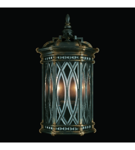 Fine Art Lamps 611881st Warwickshire 2 Light Outdoor Coupe In Black