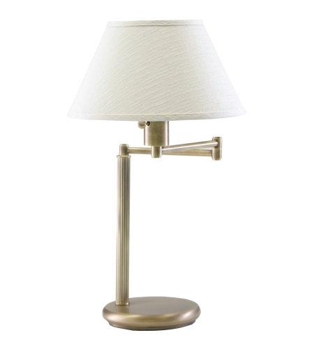 House Of Troy D436 52 1 Light Home Office Swing Arm Desk Lamp Satin