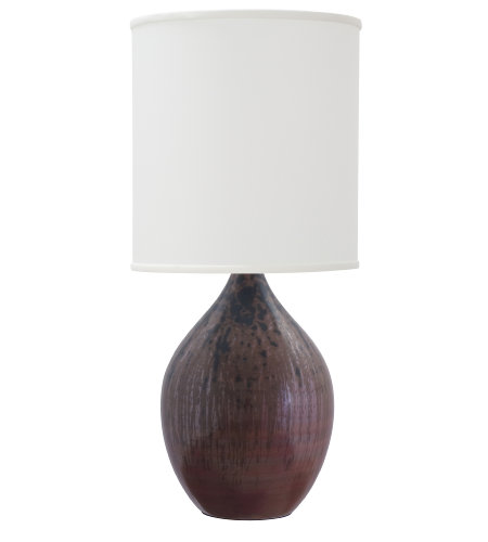 House Of Troy Gs301-Dr 1 Light Scatchard 24