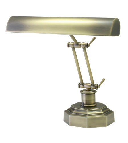 House Of Troy P14-203-Ab 2 Light Desk/Piano Lamp 14