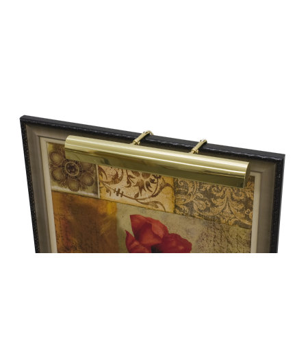 House of Troy T21-61 Classic Traditional Picture Light in Polished Brass