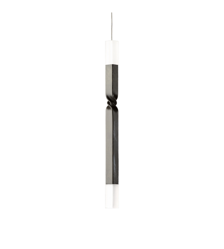Hubbardton Forge 161140-Led-Stnd-03 Light Helix Led Low Voltage Mini Pendant In Mahogany